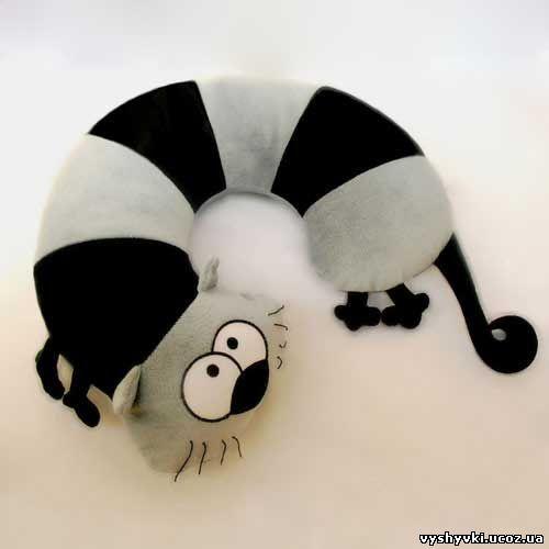 Подушка под шею схемы