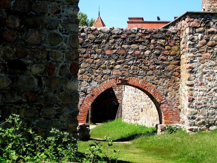 Тракайский замок недалеко от Вильнюса 24535