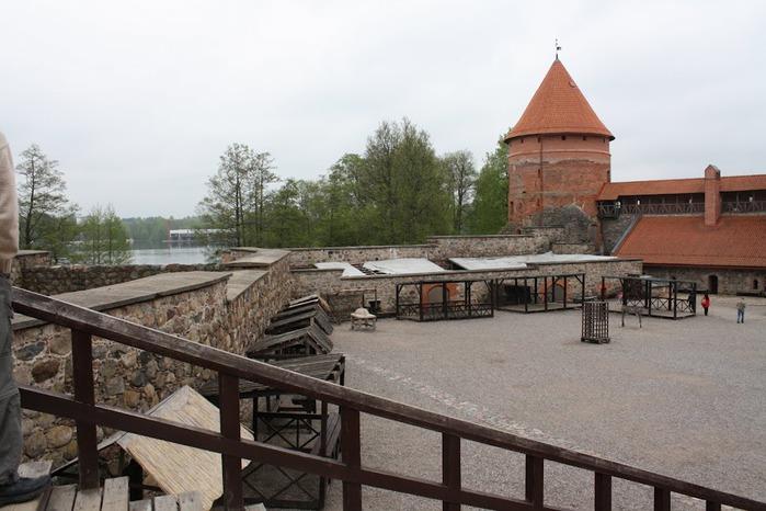 Тракайский замок недалеко от Вильнюса 67506