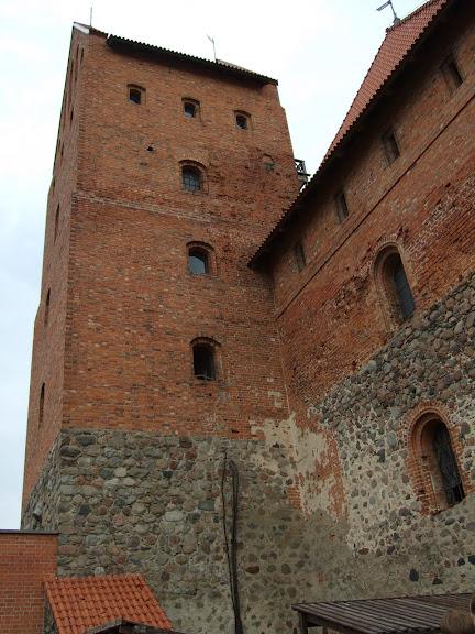 Тракайский замок недалеко от Вильнюса 28310