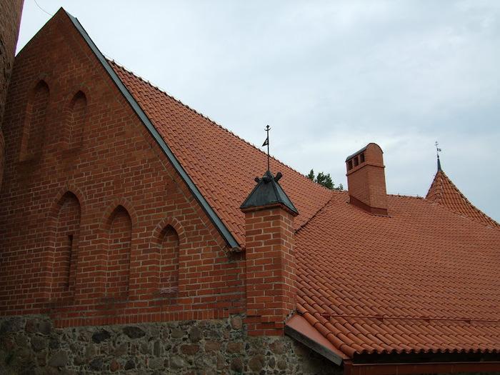 Тракайский замок недалеко от Вильнюса 10568