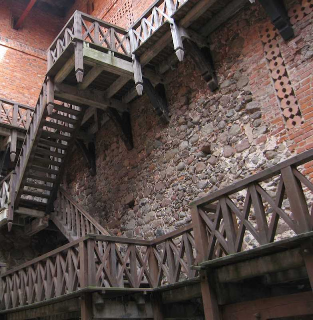 Тракайский замок недалеко от Вильнюса 58404