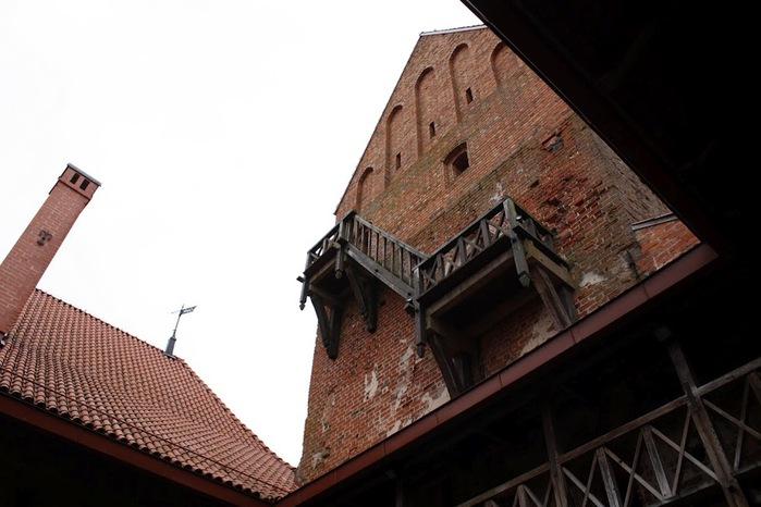 Тракайский замок недалеко от Вильнюса 76486