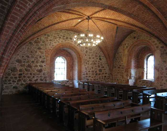 Тракайский замок недалеко от Вильнюса 73605