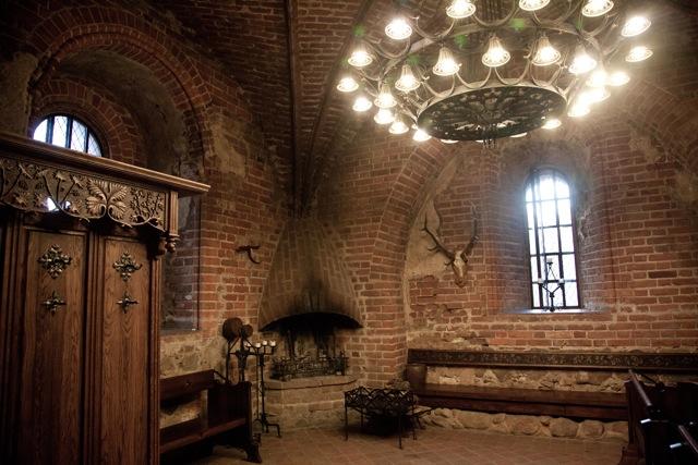 Тракайский замок недалеко от Вильнюса 51968