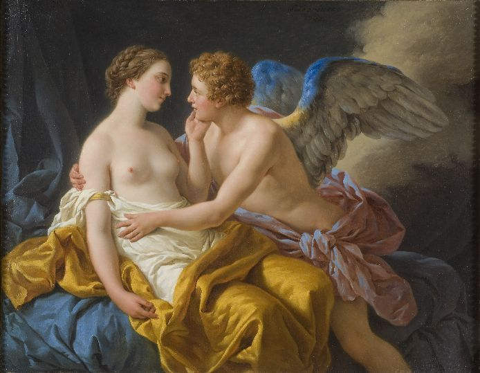 ������� ��� ��� ������� - Amor And Psyche 1805 (694x539, 82Kb)