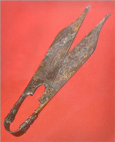 Трабзон, северо-восточная Турция, 2 в. н. э. (400x493, 61Kb)