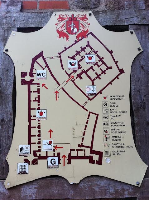 Тракайский замок недалеко от Вильнюса 32389