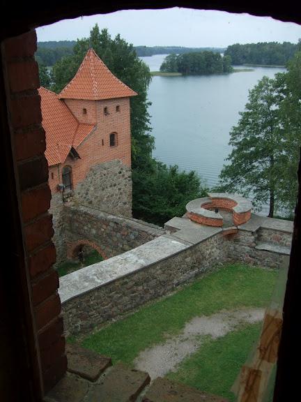 Тракайский замок недалеко от Вильнюса 67136