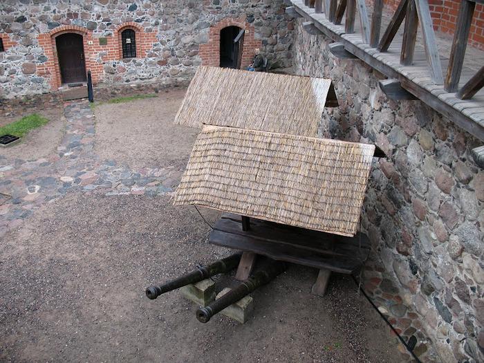Тракайский замок недалеко от Вильнюса 47449