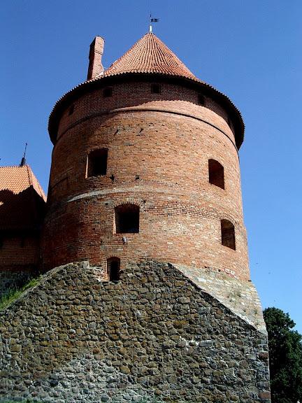 Тракайский замок недалеко от Вильнюса 73200