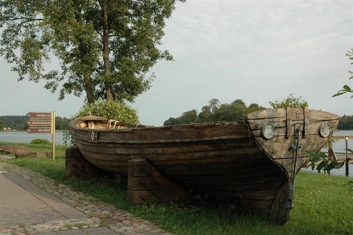 Тракайский замок недалеко от Вильнюса 45510