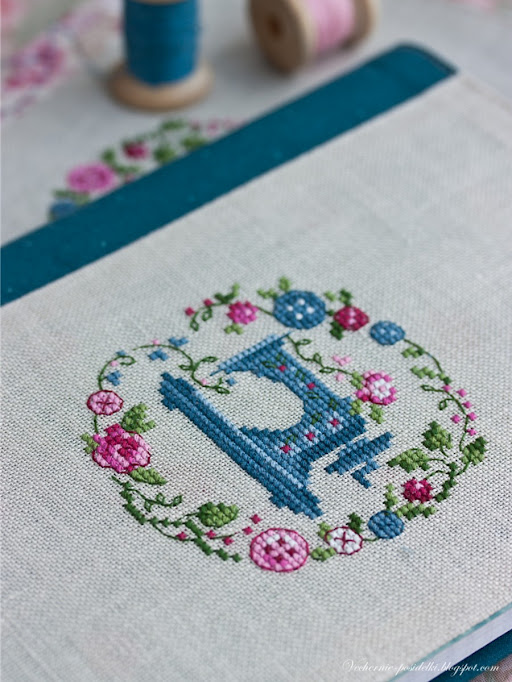 вышивка крестиком + схемы