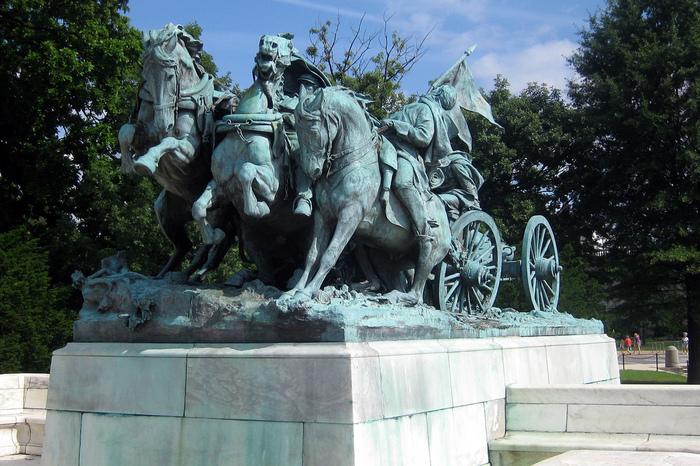 Grant Memorial Washington DC 12662