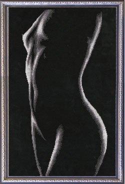 Схема вышивки крестиком. http://depositfiles.com/files/v3ephysev.  Вдохновение.