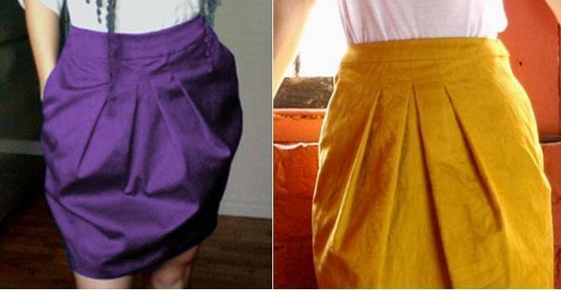 Шьем сами юбки быстро и просто