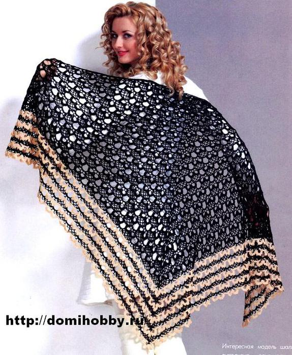 оригинальная-шаль-крючком (574x700, 106Kb)