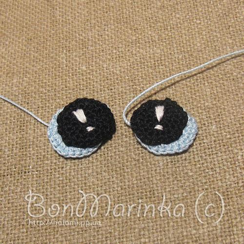 глаза вязаные от Бон Маринки (500x500, 97Kb)