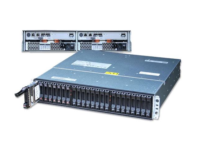 IBM System Storage DS3524 --Дисковые системы хранения данных IBM начального уровня Дисковые системы хранения данных IBM начально