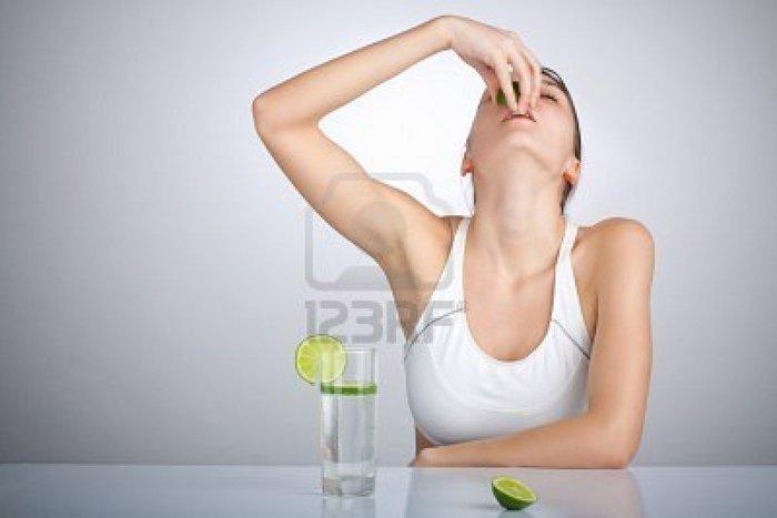 Рецепт для похудения имбирь лимон огурец