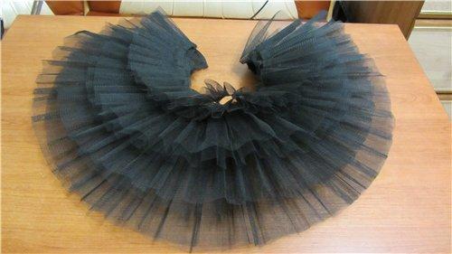 Как сделать юбку для балерины