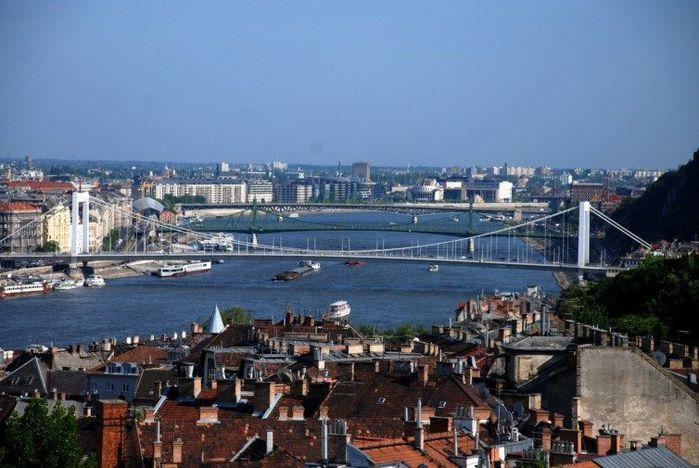 Жемчужинa Дуная - Будапешт часть1 75516