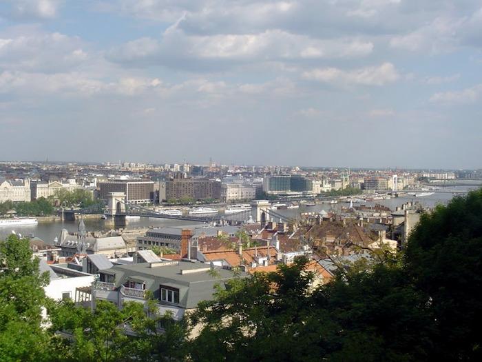 Жемчужинa Дуная - Будапешт часть1 28058