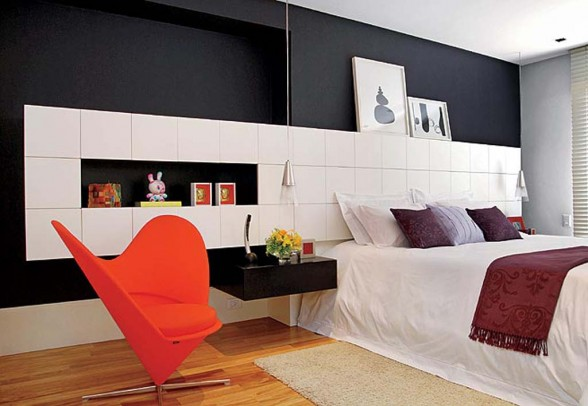 Stylish bedroom suites