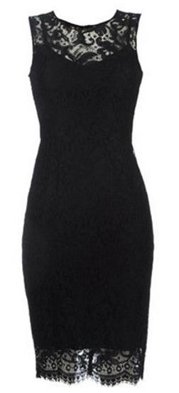 Dolce & Gabbana Dowrylace sheath dress (252x551, 50Kb)
