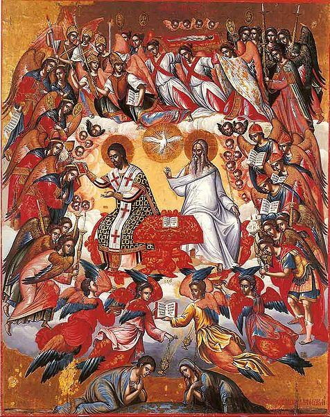Литургия Преждеосвященных