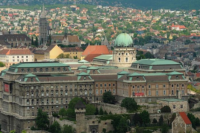 Жемчужинa Дуная - Будапешт часть 2 78525