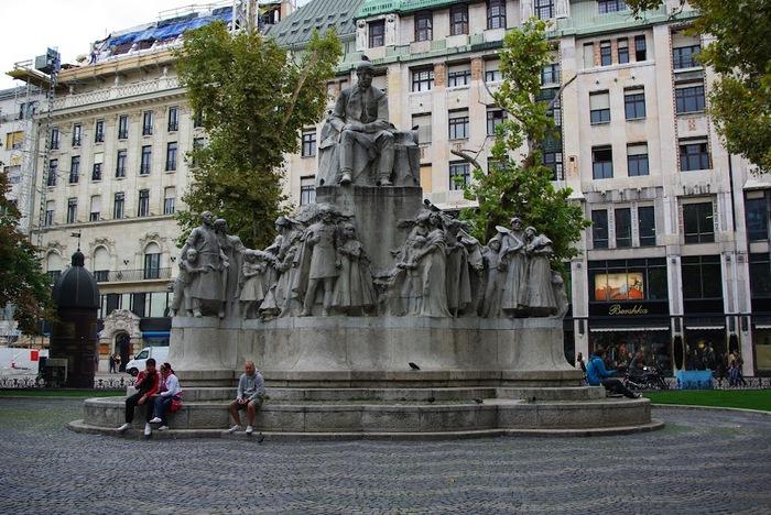 Жемчужинa Дуная - Будапешт часть 3 30637