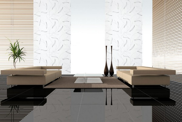 Стильные японские шторы в интерьере вашего дома 7 (600x405, 75Kb)