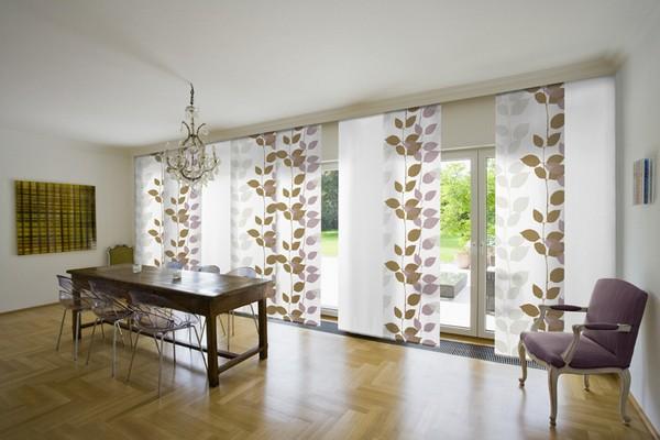 Стильные японские шторы в интерьере вашего дома 9 (600x400, 78Kb)