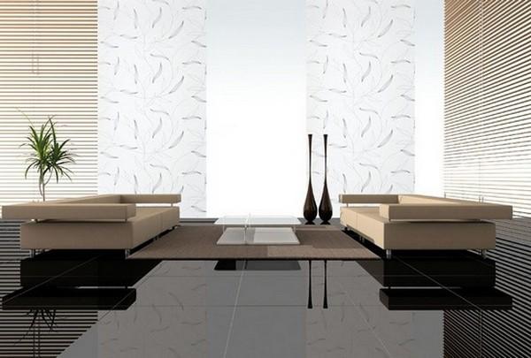 Стильные японские шторы в интерьере вашего дома 12 (600x405, 56Kb)