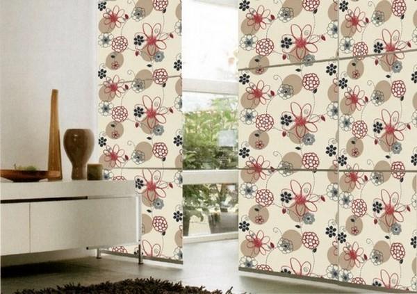 Стильные японские шторы в интерьере вашего дома 14 (600x423, 86Kb)