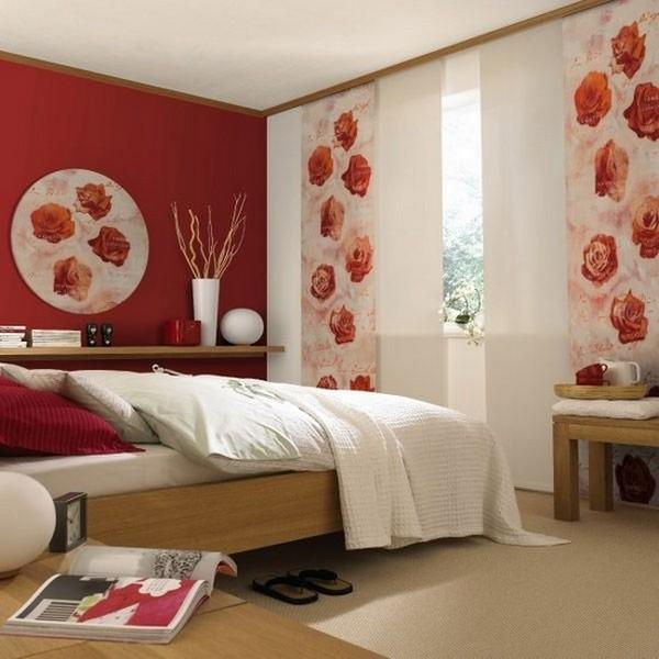 Стильные японские шторы в интерьере вашего дома 19 (600x600, 73Kb)