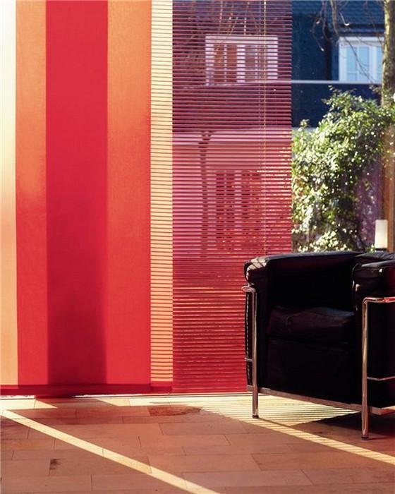 Стильные японские шторы в интерьере вашего дома 33 (560x700, 95Kb)