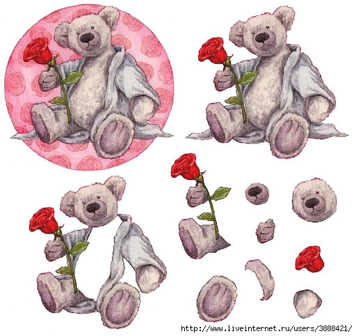 bearwithflower (512x482, 188Kb)