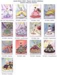 Превью 2004 Flower Garden Collection Master Sheet (390x512, 45Kb)