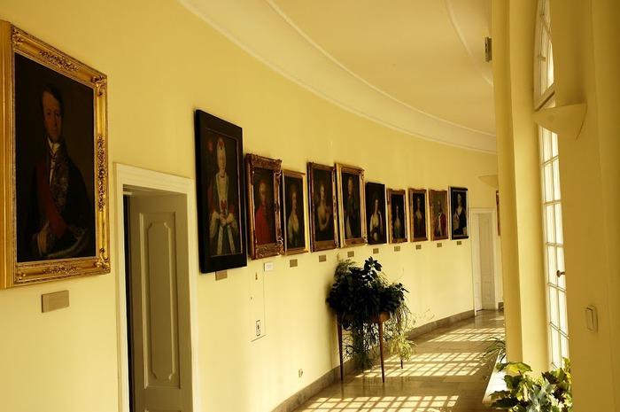 Дворец Рачиньских в селении Рогалин 76539