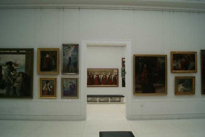 Дворец Рачиньских в селении Рогалин 34183