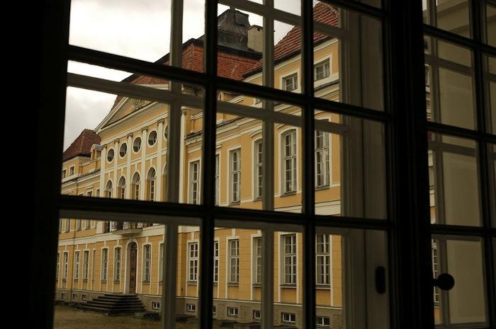 Дворец Рачиньских в селении Рогалин 32856