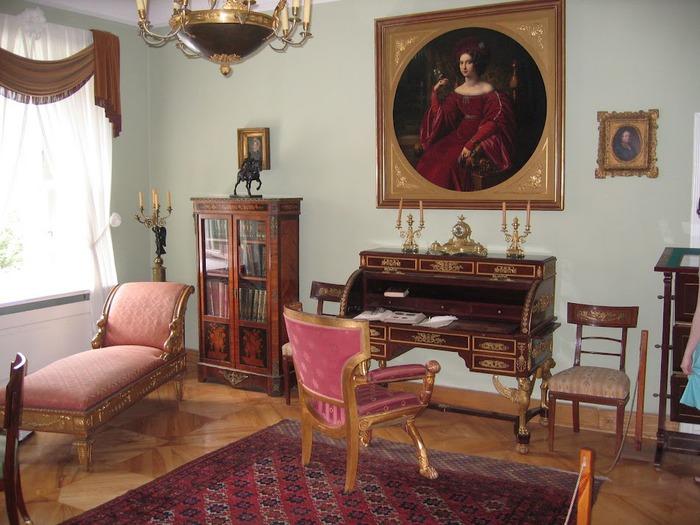 Дворец Рачиньских в селении Рогалин 17334