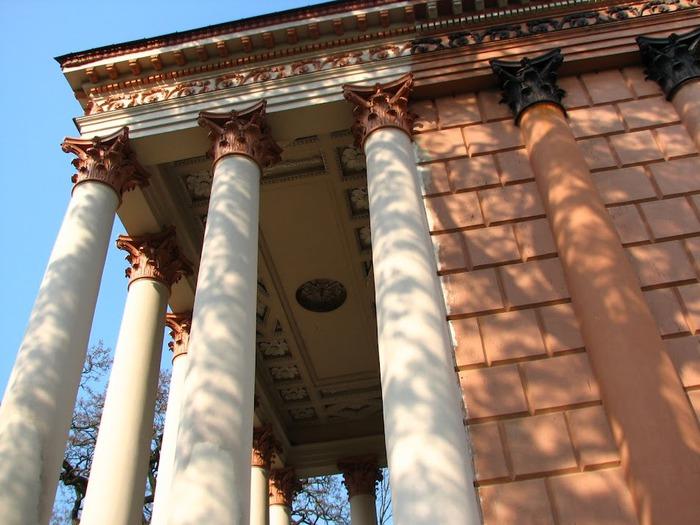 Дворец Рачиньских в селении Рогалин 85539