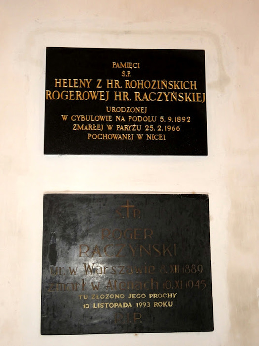 Дворец Рачиньских в селении Рогалин 27890