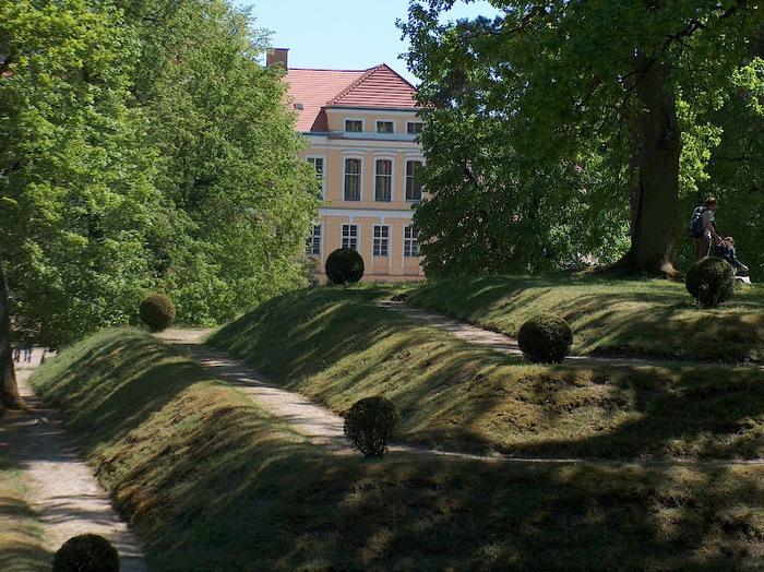 Дворец Рачиньских в селении Рогалин 31872