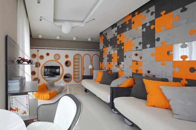 Фото интерьера московской квартиры 9 (650x433, 68Kb)