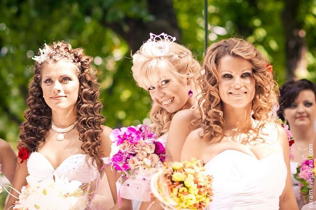 Одесский парад невест 11 (650x433, 91Kb)
