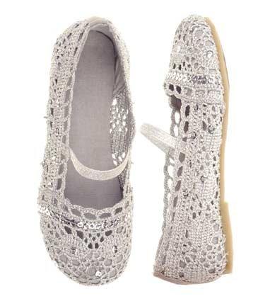 Фото - обувь вязаная